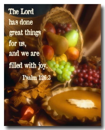 Happy Thanksgiving, Patriots
